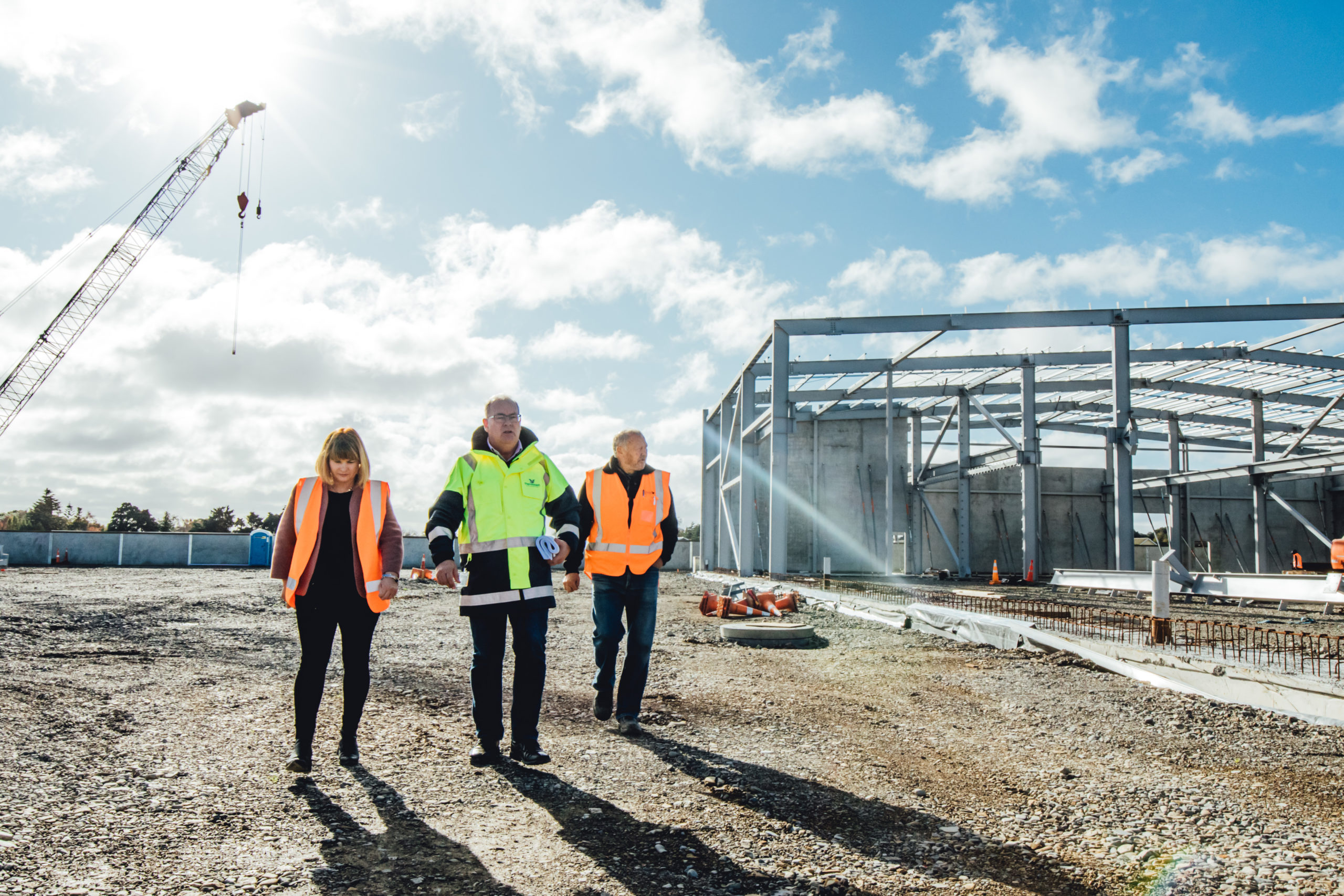 Horowhenua provides winning formula for national construction sector company